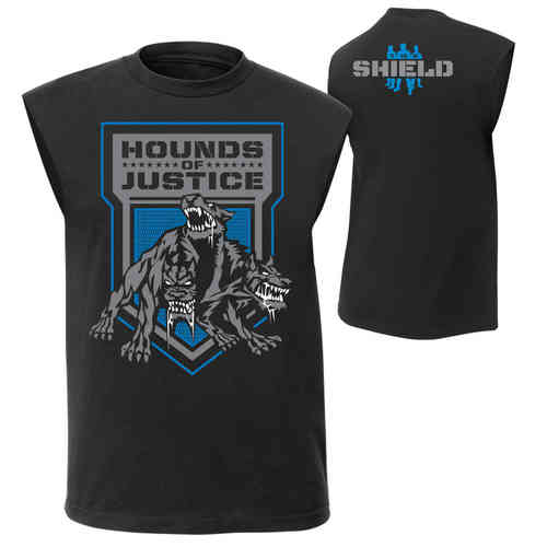 "The Shield ""Hounds of Justice"" Muscle T-Shirt"