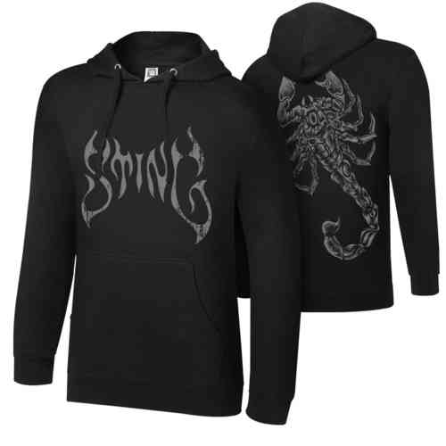 "Sting ""Scorpion"" Sweatshirt"