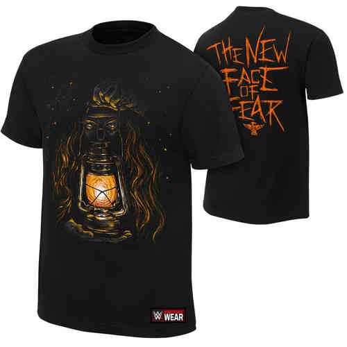 Bray Wyatt The New Face of Fear Kinder Authentic T-Shirt