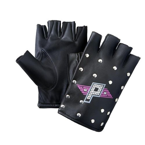 Paige Metal Studded Replica Gloves