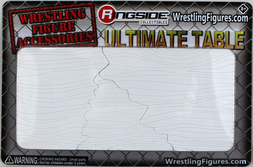 """Ultimate Table (Weiß)"" - Ringside Exclusive"