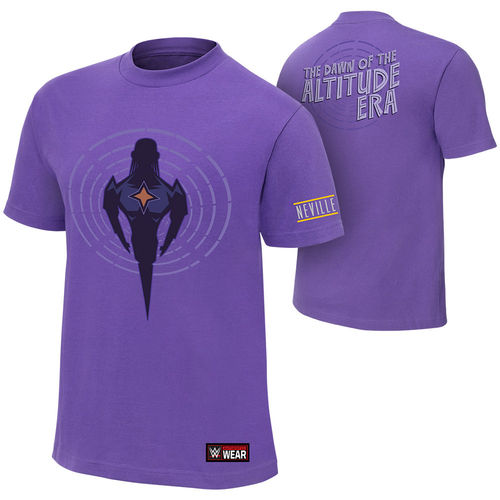 "Neville ""Altitude Era"" Kinder Authentic T-Shirt"