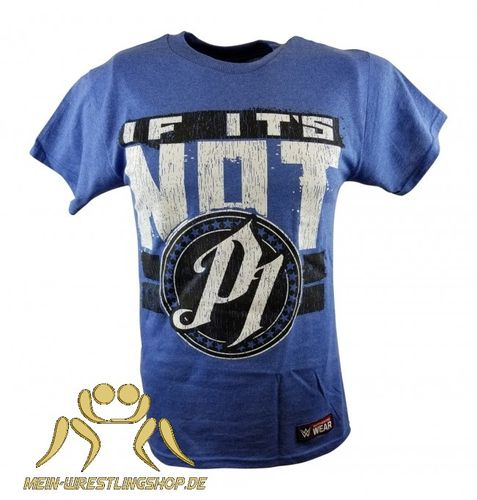 "AJ Styles ""They Don't Want None"" Kinder Authentic T-Shirt"