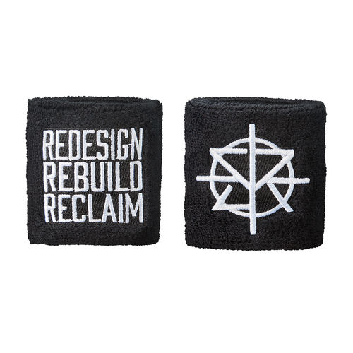 "Seth Rollins ""Redesign, Rebuild, Reclaim"" Wristbands"