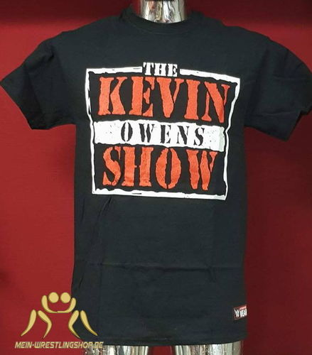 "Kevin Owens ""The Kevin Owens Show"" Authentic T-Shirt"