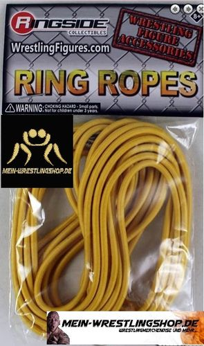 Ring Ropes Gelb