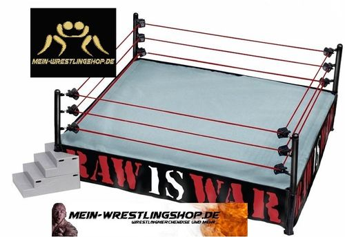 Raw is War Ring Schürze