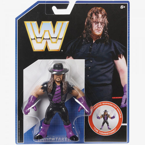UNDERTAKER WWE RETRO SERIES 1