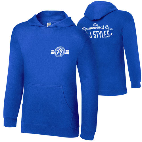 AJ Styles The Phenomenal One Kinder Lightweight Sweatshirt