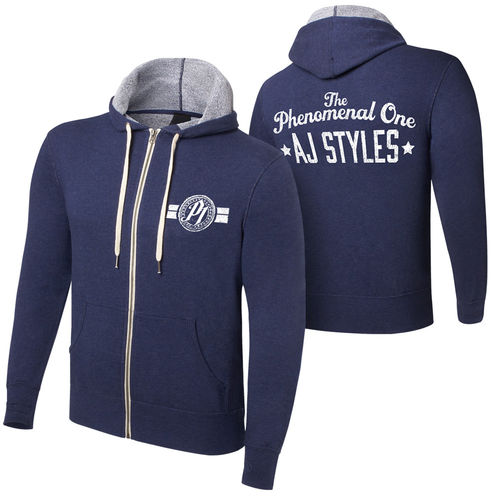 AJ Styles The Phenomenal One Lightweight Sweatshirt