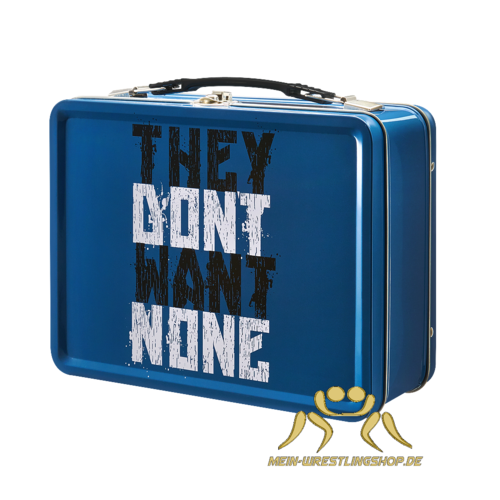 "AJ Styles ""They Don't Want None"" Lunch Box"