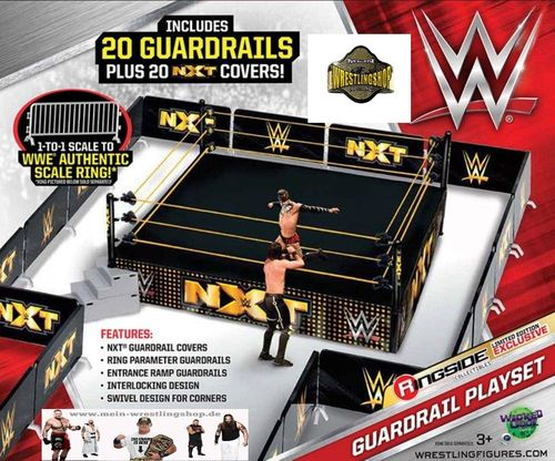 NXT Guardrail Playset