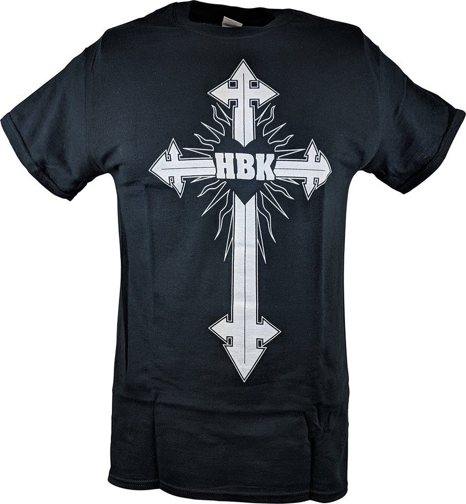 Shawn Michaels Cross Retro T-Shirt