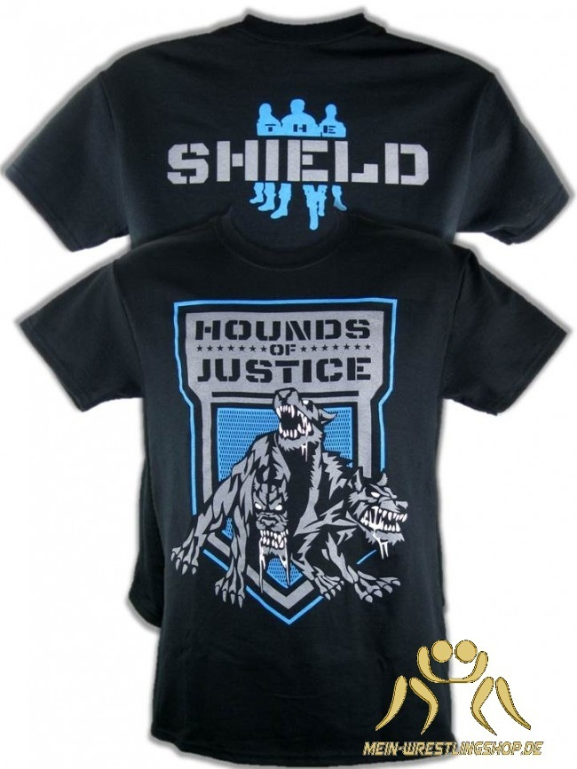 "The Shield ""Hounds of Justice"" T-Shirt"
