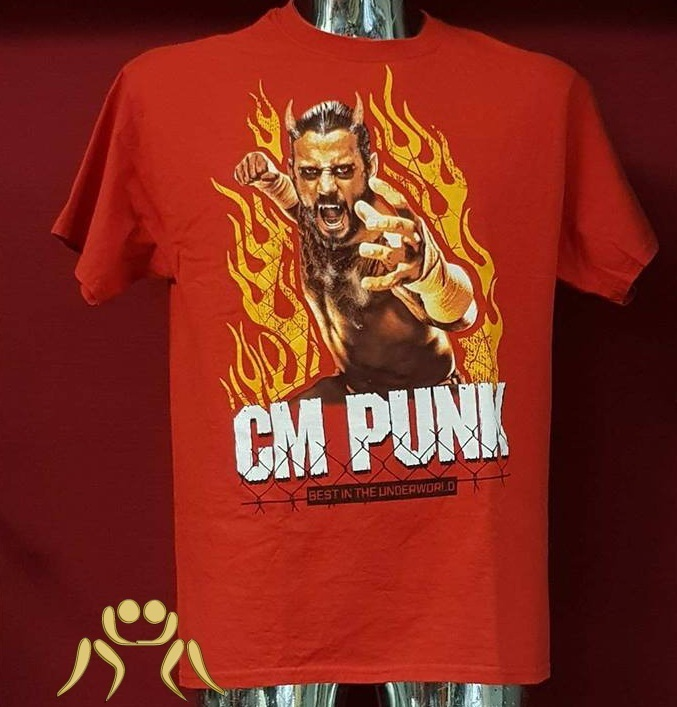 CM Punk Best In the Underworld
