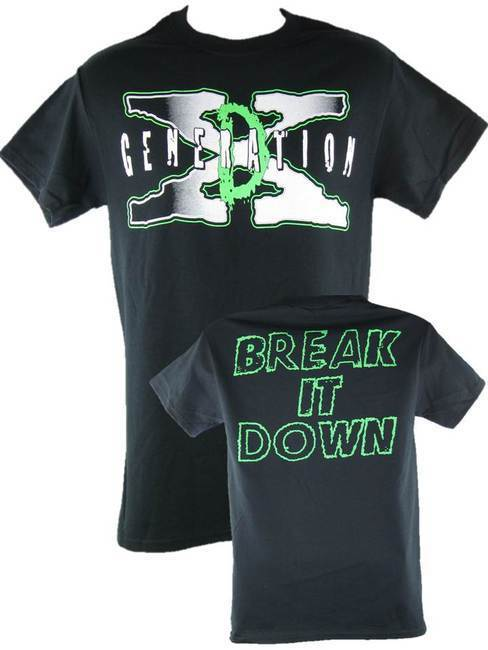 DX Break It Down T-Shirt