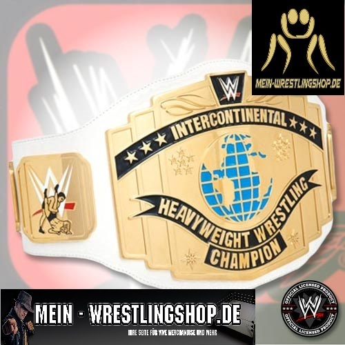 wwe intercontinental replica g rtel. Black Bedroom Furniture Sets. Home Design Ideas