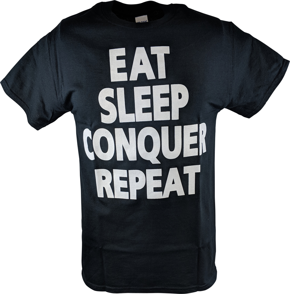 Brock Lesnar Conquer Special Edition T-Shirt