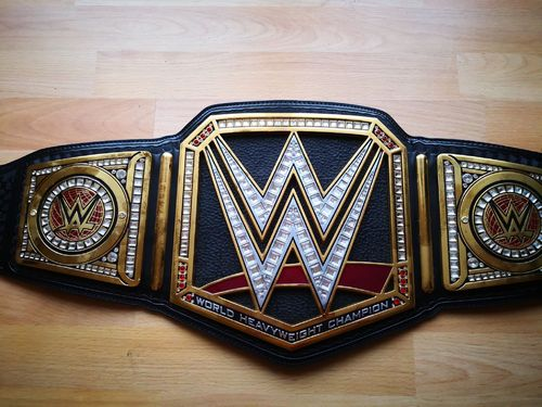 WWE World Heavyweight Championship Replica Title Belt (2014)
