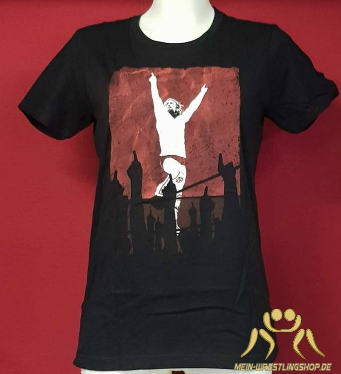 Daniel Bryan Yes Revolution Frauen Authentic T-Shirt