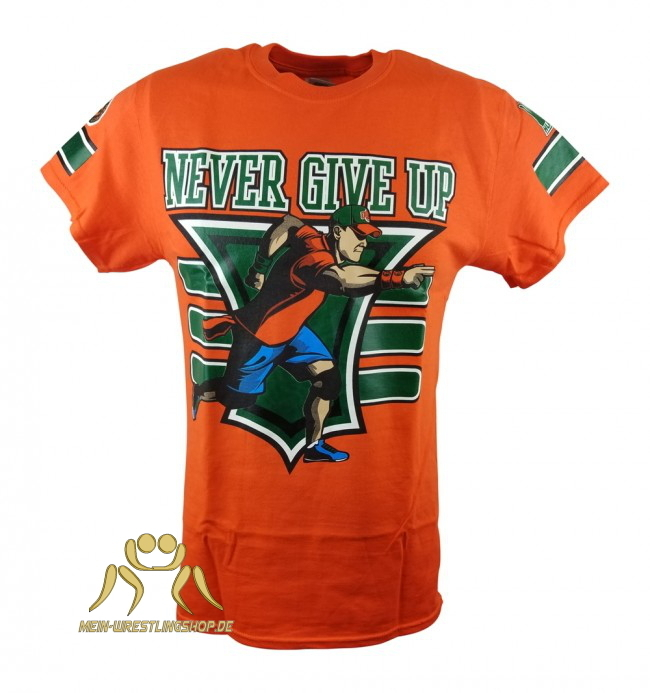 "John Cena ""15X"" Authentic T-Shirt"