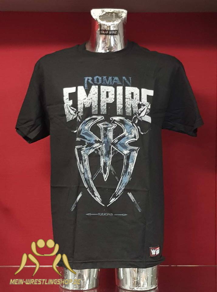 "Roman Reigns ""Roman Empire"" Youth Authentic T-Shirt"