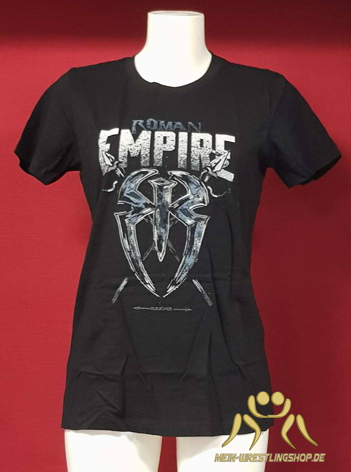 Roman Reigns Roman Empire Frauen Authentic T-Shirt