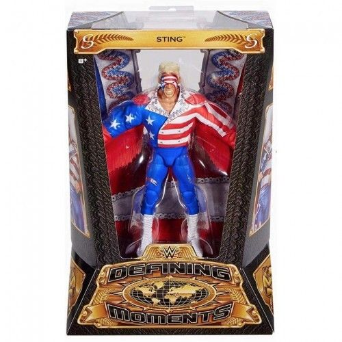 "Sting ""Great American Bash"" Defining Moments Figur"