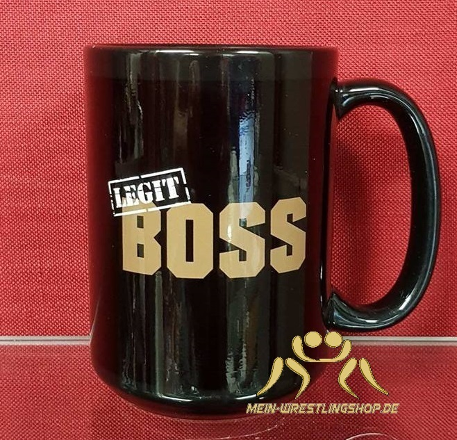 "Sasha Banks ""Like a Boss""  Tasse"