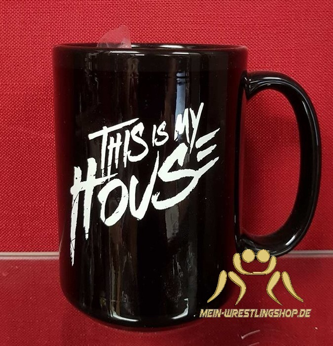 "Paige ""This is My House"" Tasse"
