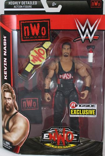 """NWO Wolfpac Kevin Nash"" - Ringside Exclusive"