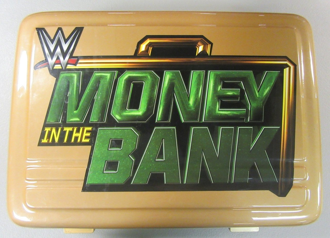 Money In the Bank Deluxe Replica Briefcase
