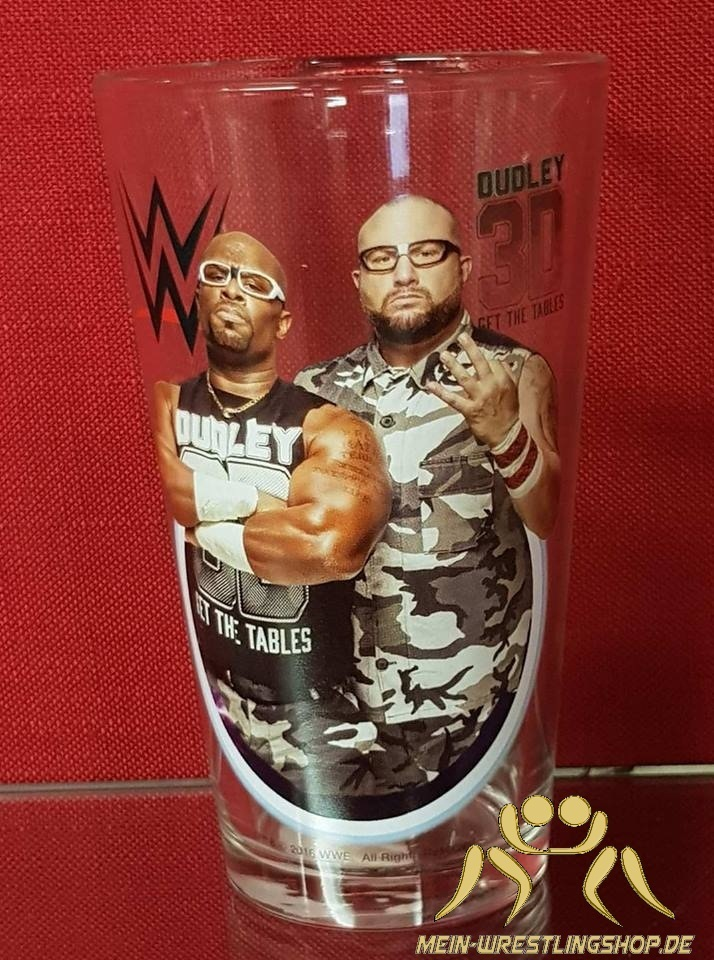 The Dudley Boyz Glas