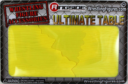 """Ultimate Table (Gelb)"" - Ringside Exclusive"