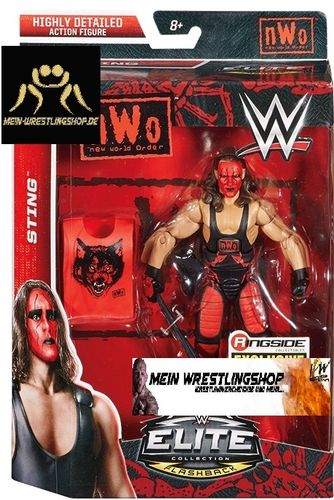 "Sting ""nWo Wolfpac"" Exclusive Figur"