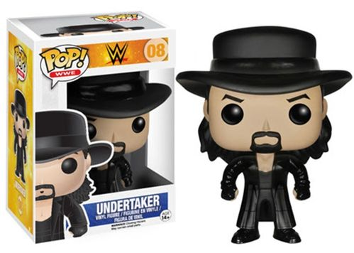 WWE Wrestling POP Vinyl Figur The Undertaker