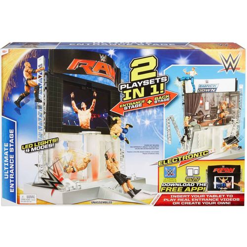 WWE Ultimate Entrance Stage Playset