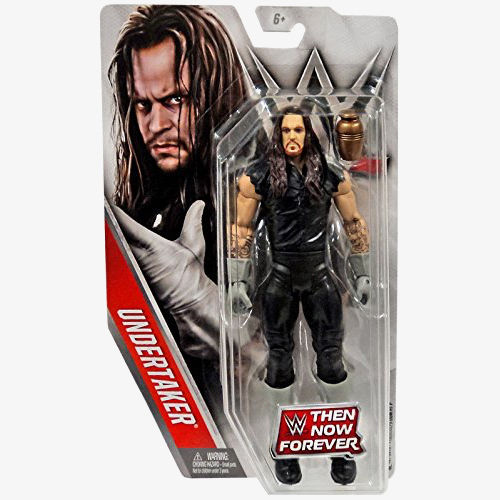 UNDERTAKER - WWE THEN NOW FOREVER 2016 BASIC SERIES