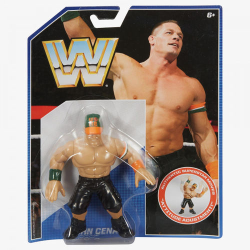 JOHN CENA WWE RETRO SERIES 1