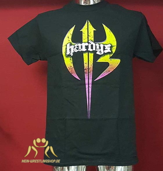 The Hardy Boyz Retro T-Shirt
