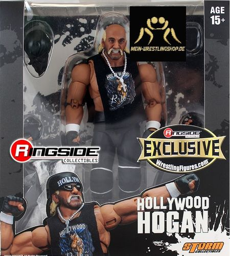 """Hollywood Rules"" Hollywood Hulk Hogan - Ringside Exclusive"