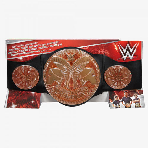 WWE TAG TEAM CHAMPIONSHIP TOY BELT