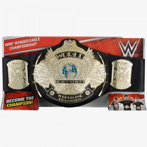 WWE WINGED EAGLE CHAMPIONSHIP TOY BELT