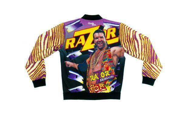 WWE RETRO RAZOR RAMON JACKET