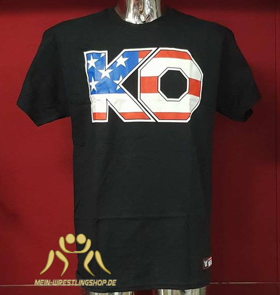 "Kevin Owens ""The New Face of America"" Authentic T-Shirt"
