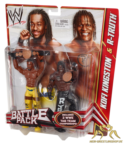 Kofi Kingston & R-Truth Battlepack Serie 20