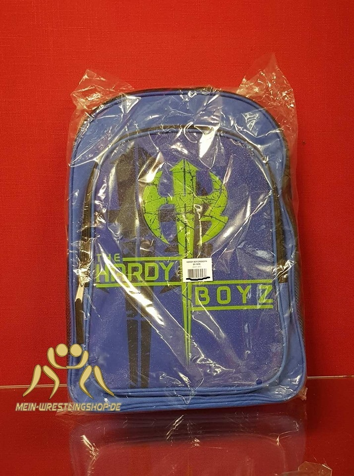 "The Hardy Boyz ""Reborn by Fate"" Rucksack"
