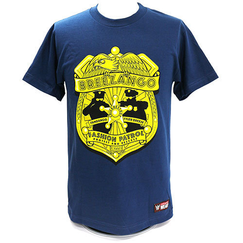 "Breezango ""Fashion Patrol"" Authentic T-Shirt"