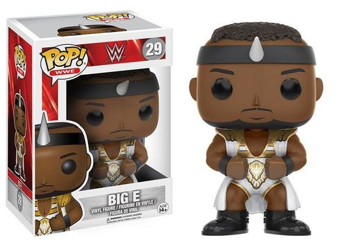 WWE Wrestling POP! WWE Vinyl Figur Big E