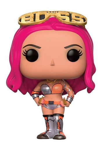 WWE Wrestling POP! WWE Vinyl Figur Sasha Banks